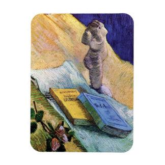 Van Gogh - Still Life With Plaster Statuette Magnet