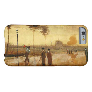 Van Gogh Sunday in Eindhoven Fine Art Barely There iPhone 6 Case