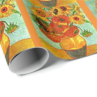 Van Gogh - Sunflowers 12