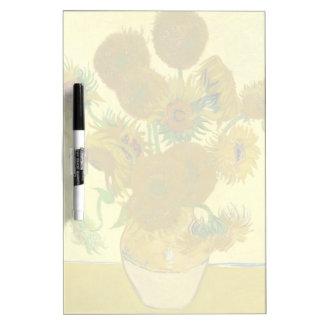 Van Gogh | Sunflowers | 1888 Dry-Erase Boards