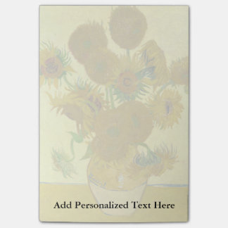 Van Gogh | Sunflowers | 1888 Post-it® Notes