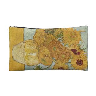Van Gogh - Sunflowers Makeup Bag