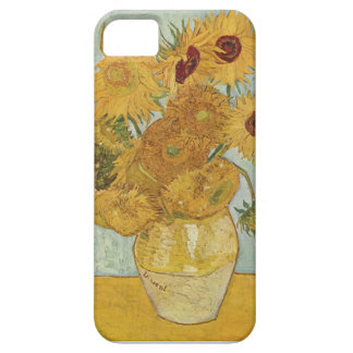 Van Gogh - Sunflowers Barely There iPhone 5 Case