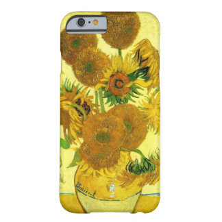 Van Gogh Sunflowers iPhone 6 case Barely There iPhone 6 Case