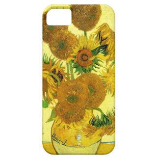 Van Gogh Sunflowers iPhone Case iPhone 5 Cover