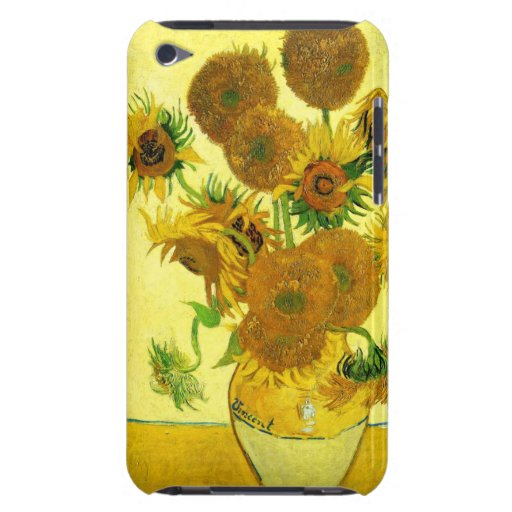 Van Gogh Sunflowers iPod Case iPod Touch Case-Mate Case
