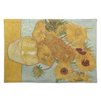 Van Gogh - Sunflowers Placemat