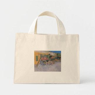 van Gogh - Tarascon Stagecoach (1888) Tote Bag