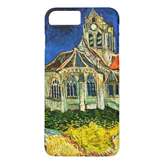 Van Gogh - The Church at Arles iPhone 7 Plus Case