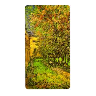 Van Gogh: The Garden of Saint-Paul Hospital