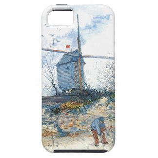 Van Gogh: The Mill of Galette iPhone 5 Covers
