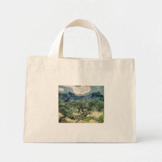 van Gogh - The Olive Trees (1889) Bags