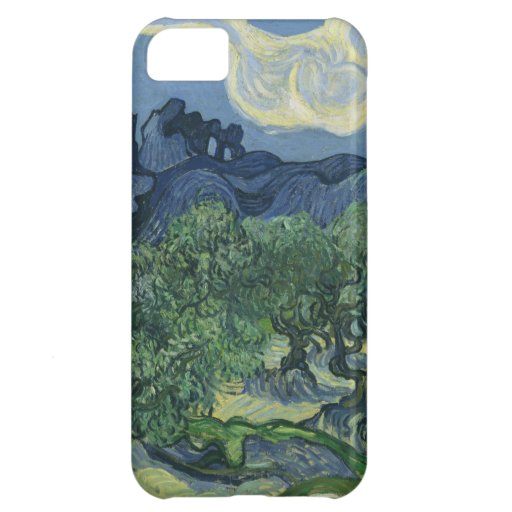 Van Gogh The Olive Trees Case For iPhone 5C