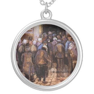 Van Gogh - The Poor And Money Pendant