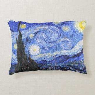 Van Gogh-The Starry Night Decorative Cushion