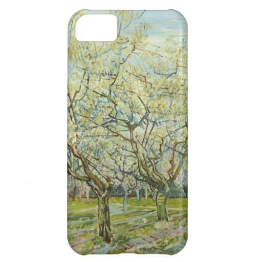 Van Gogh The White Orchard Cover For iPhone 5C