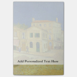 Van Gogh | The Yellow House | 1888 Post-it® Notes