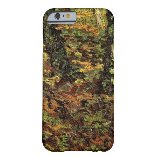 Van Gogh Tree Trunks w Ivy, Vintage Impressionism Barely There iPhone 6 Case