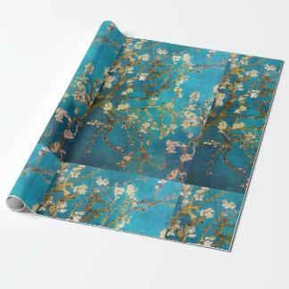 Van Gogh Turquoise Blossom Tree