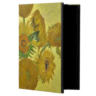 Van Gogh Vase with Fifteen Sunflowers GalleryHD