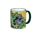 Van Gogh Vase With Irises Mug