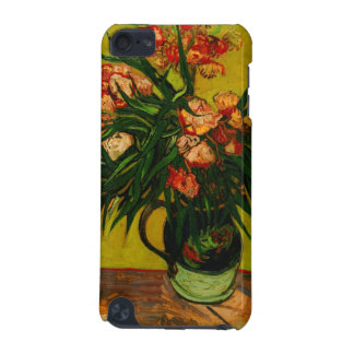 Van Gogh Vase With Oleanders And Books Floral Art iPod Touch 5G Covers
