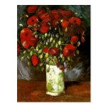 Van Gogh Vase With Red Poppies (F279) Fine Art