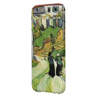 Van Gogh Village Street and Steps Auvers w Figures Barely There iPhone 6 Case
