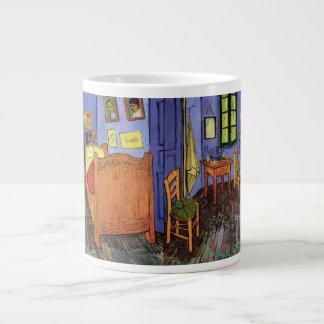 Van Gogh Vincent's Bedroom in Arles, Fine Art Large Coffee Mug