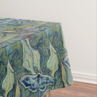 Van Gogh Vintage Great Peacock Moth Tablecloth