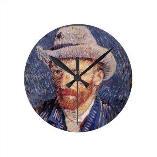 Van Gogh Wallclocks