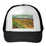 Van Gogh; Wheat Field Cornflowers, Vintage Farm