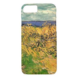 Van Gogh Wheat Field Cornflowers, Vintage Fine Art iPhone 7 Case
