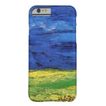 Van Gogh; Wheat Field Under Clouded Sky Barely There iPhone 6 Case