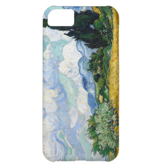 Van Gogh Wheat Field with Cypresses iPhone 5C Case