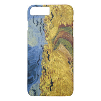 Van Gogh Wheatfield with Crows iPhone 7 Plus Case