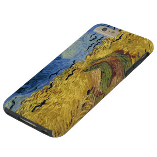 Van Gogh Wheatfield with Crows Tough iPhone 6 Plus Case