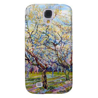 Van Gogh White Orchard Galaxy S4 Case