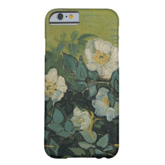 Van Gogh Wild Roses, Vintage Garden Fine Art Barely There iPhone 6 Case