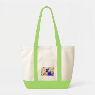van gogh wildflowers bags