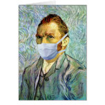 Van Gogh With Mask