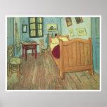 Van Gogh's Bedroom 1888, Vincent Van Gogh Poster