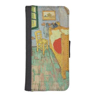 Van Gogh's Bedroom at Arles, 1889 Phone Wallet Cases