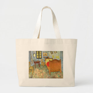 Van Gogh's Bedroom Jumbo Tote Bag