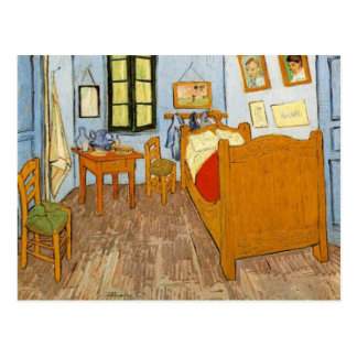 Van Gogh's Bedroom Postcard