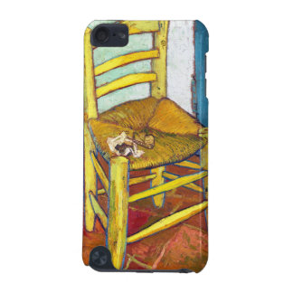 Van Gogh's Chair Vincent van Gogh fine art iPod Touch (5th Generation) Covers