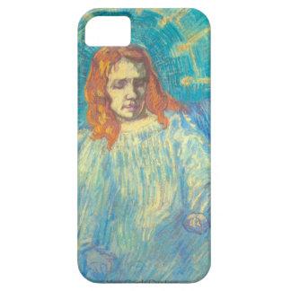 Van Gogh's 'Half Figure of an Angel' iPhone 5 iPhone 5 Covers