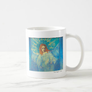 Van Gogh's 'Half Figure of an Angel' Mug