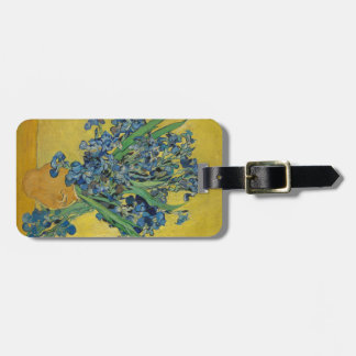 Van Gogh's Iris Luggage Tag