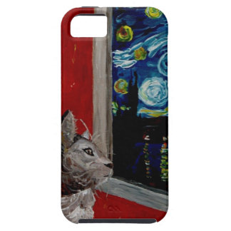 Van Gogh's Kitten i-phone 5/5s case